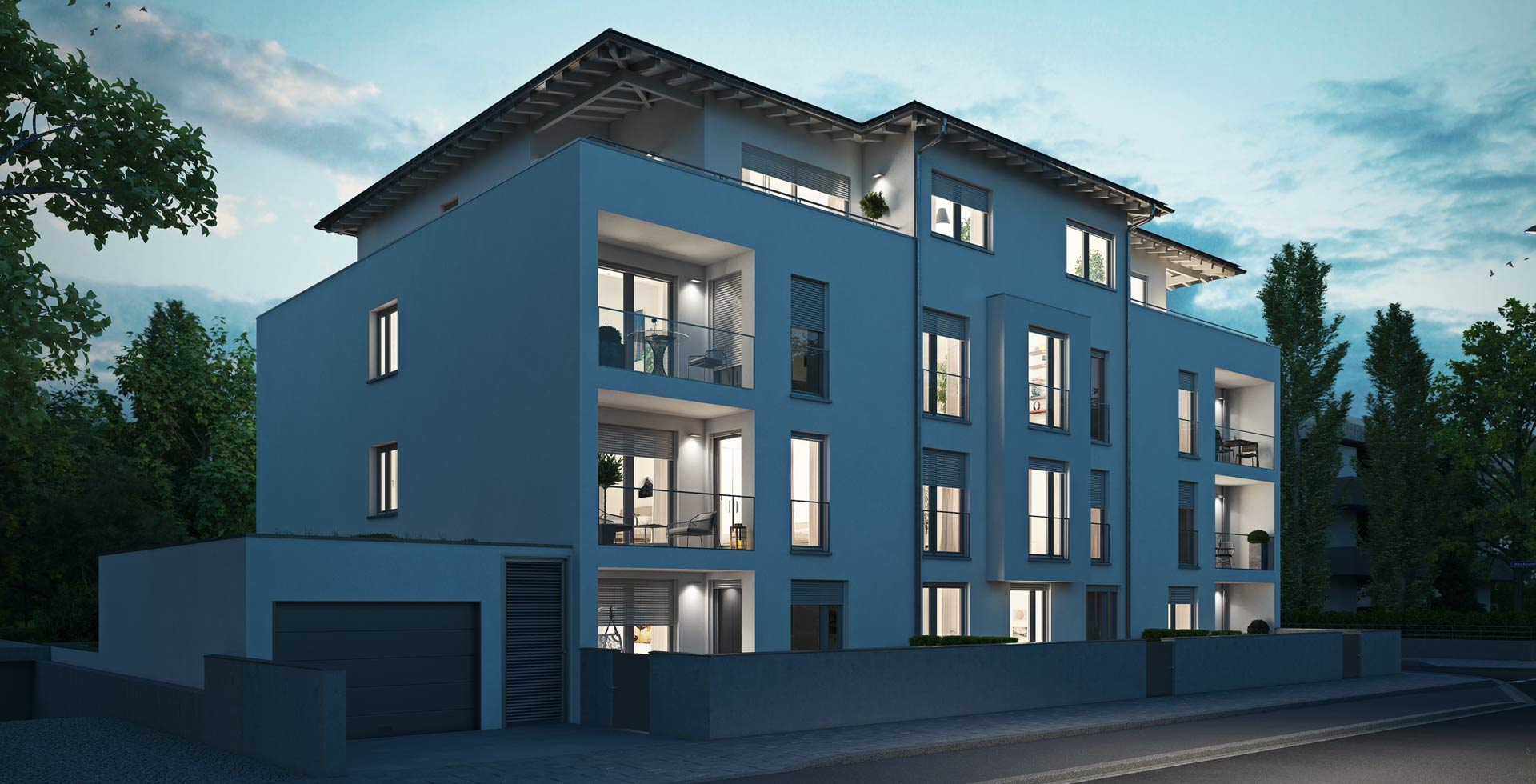 LHOMES_Neubauimmobilie_Virchowstr-München-Aussenansicht