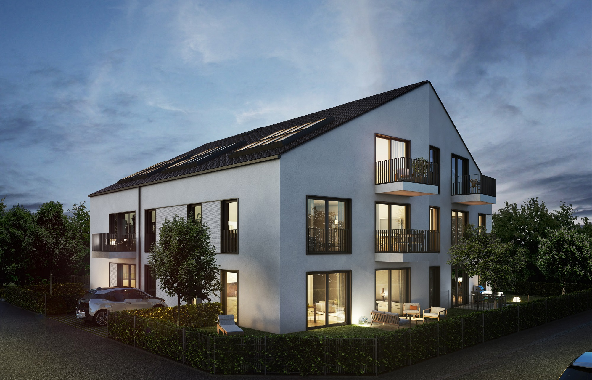 L HOMES Neubauimmobilie Tulpenweg, Wolfratshausen