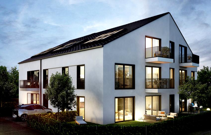 LHOMES Neubauimmobilien Tulpenweg Wolfratshausen