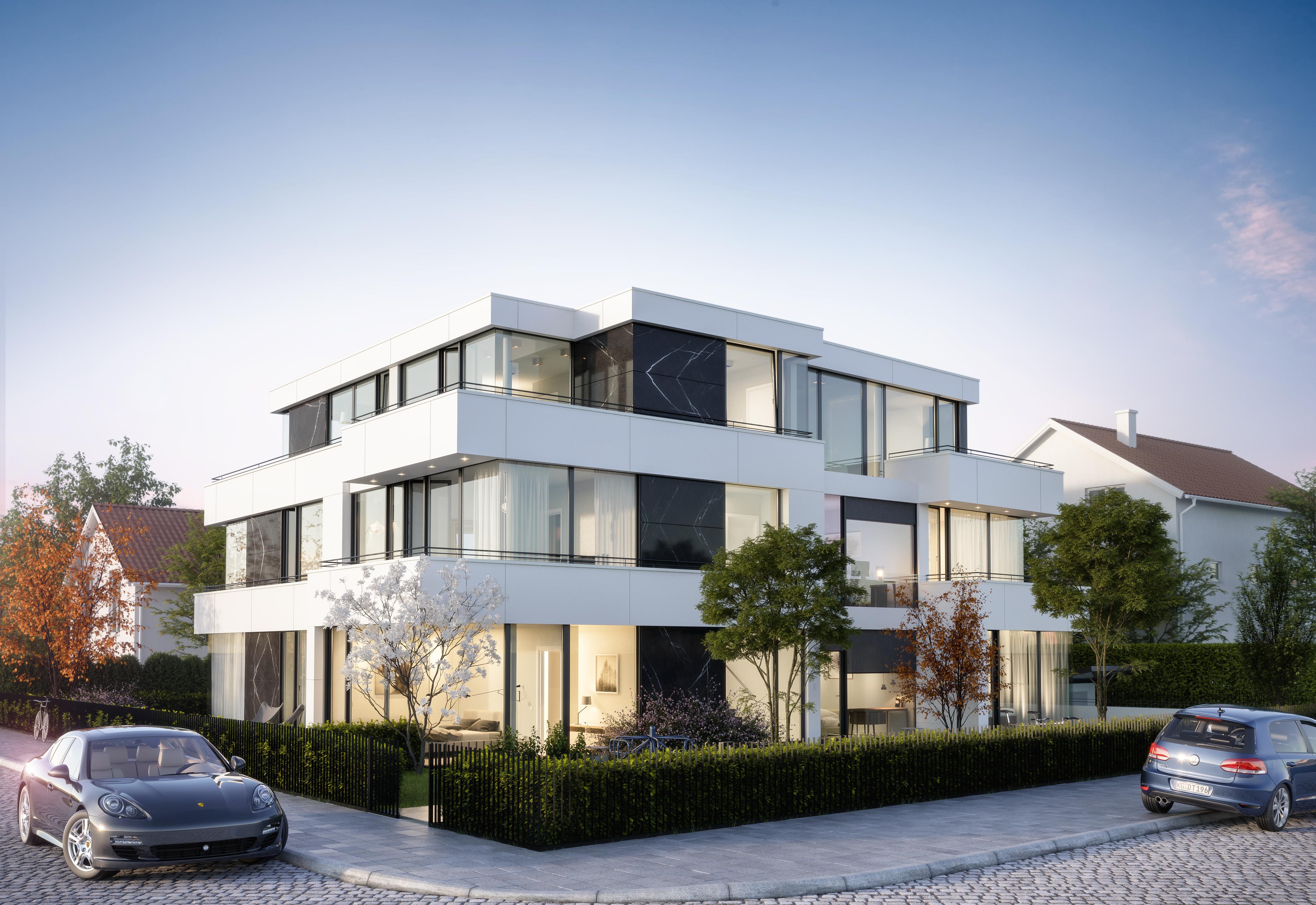 L HOMES Flemingstraße Neubauprojekt