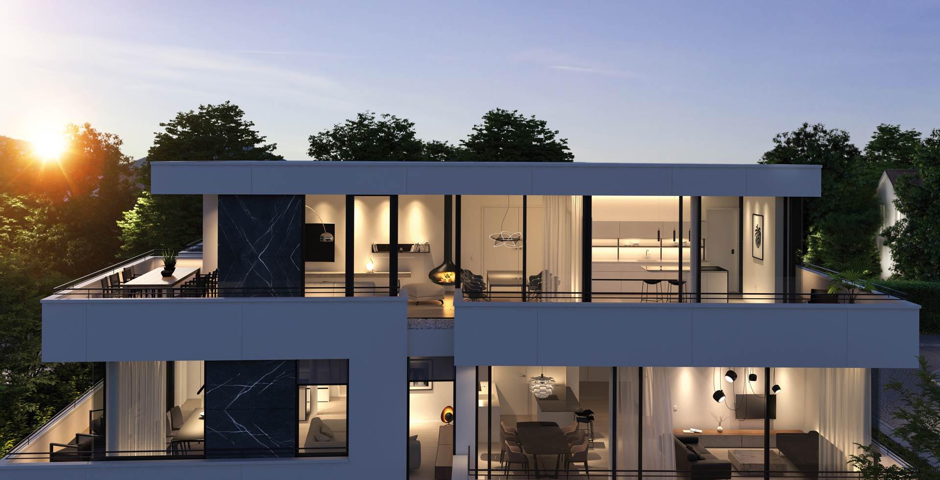 LHOMES_Neubauimmobilie_Flemingstr-München-Architektur-4-Aussenansicht