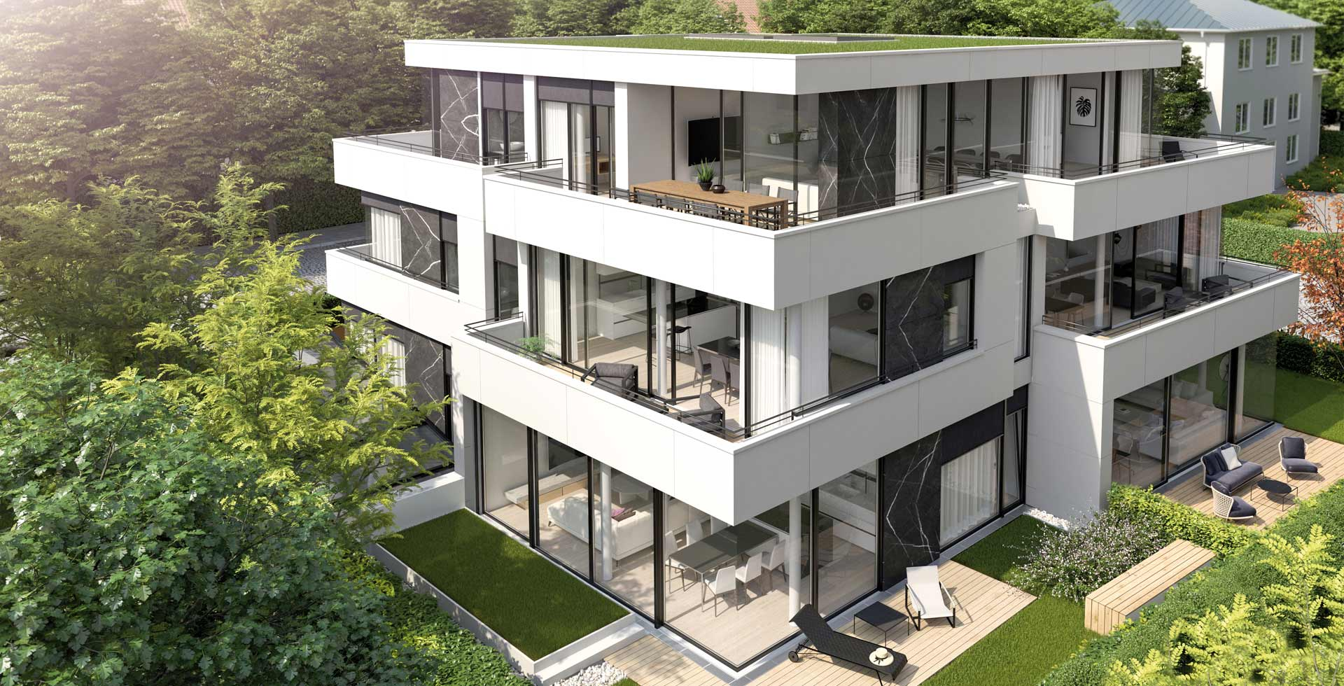 LHOMES_Neubauimmobilie_Flemingstr-München-Architektur-1-Aussenansicht