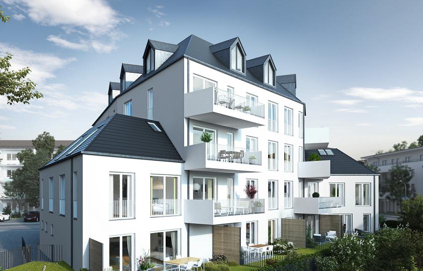 L HOMES Neubau-Wohnungen Sauerlacher Str.
