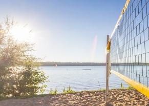 Karlsfelder See Volleyballfeld