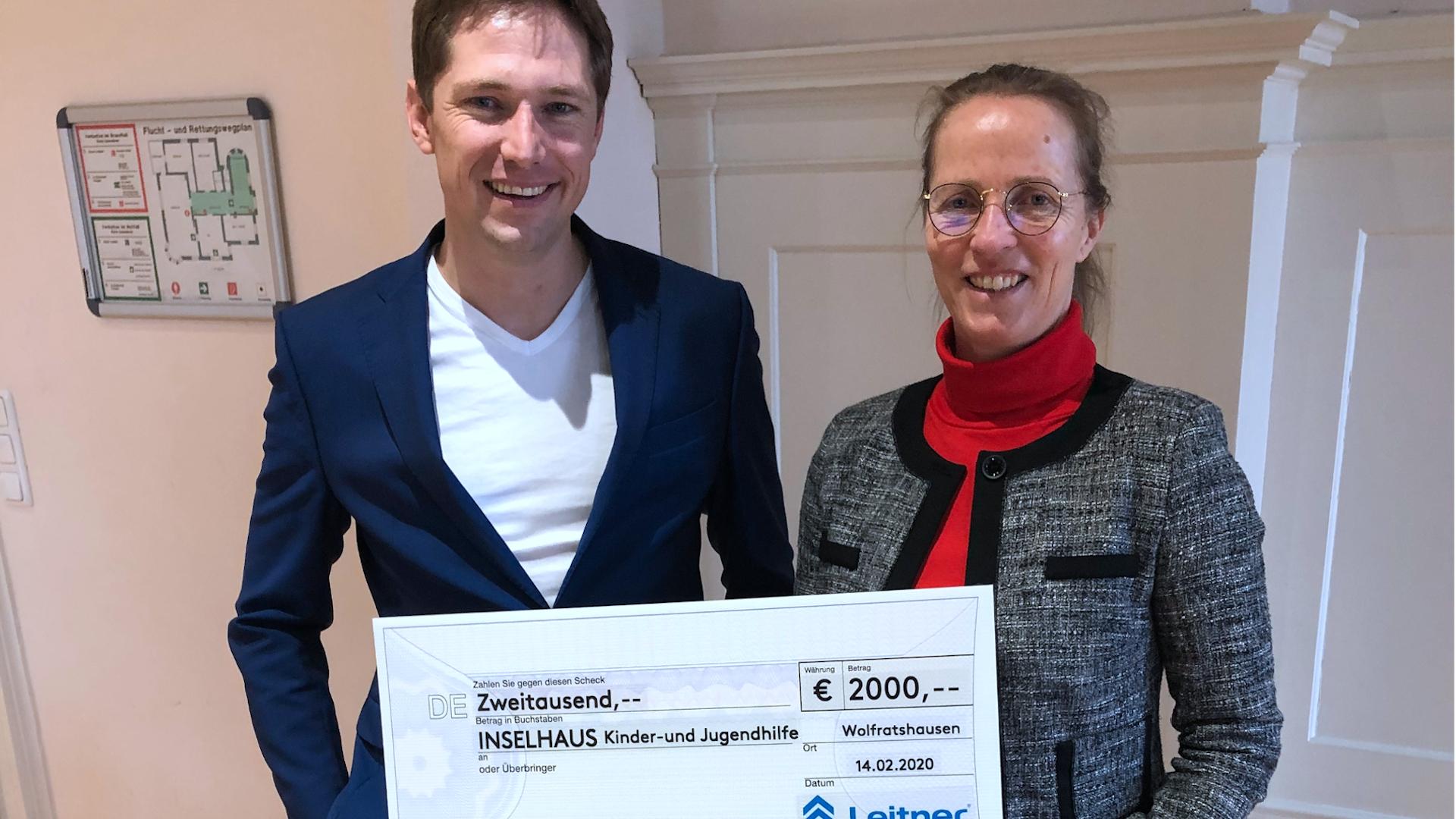 Geschäftsführender Gesellschafter L HOMES Stephan Muckenthaler