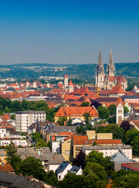 L HOMES Regensburg THE N.E.W Lage