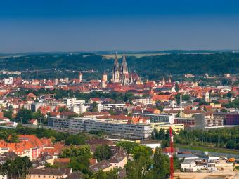 L HOMES The New Regensburg Lage Stadt