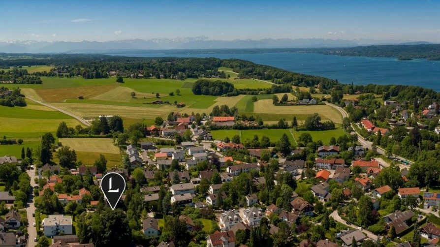 L HOMES Starnberger See Berg Doppelhaus