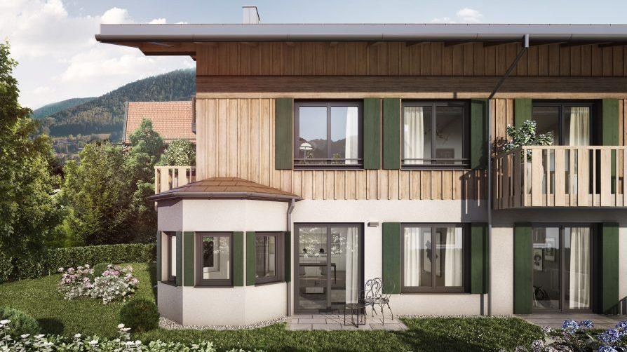 L HOMES Reiffenstuelweg Architektur Südwest