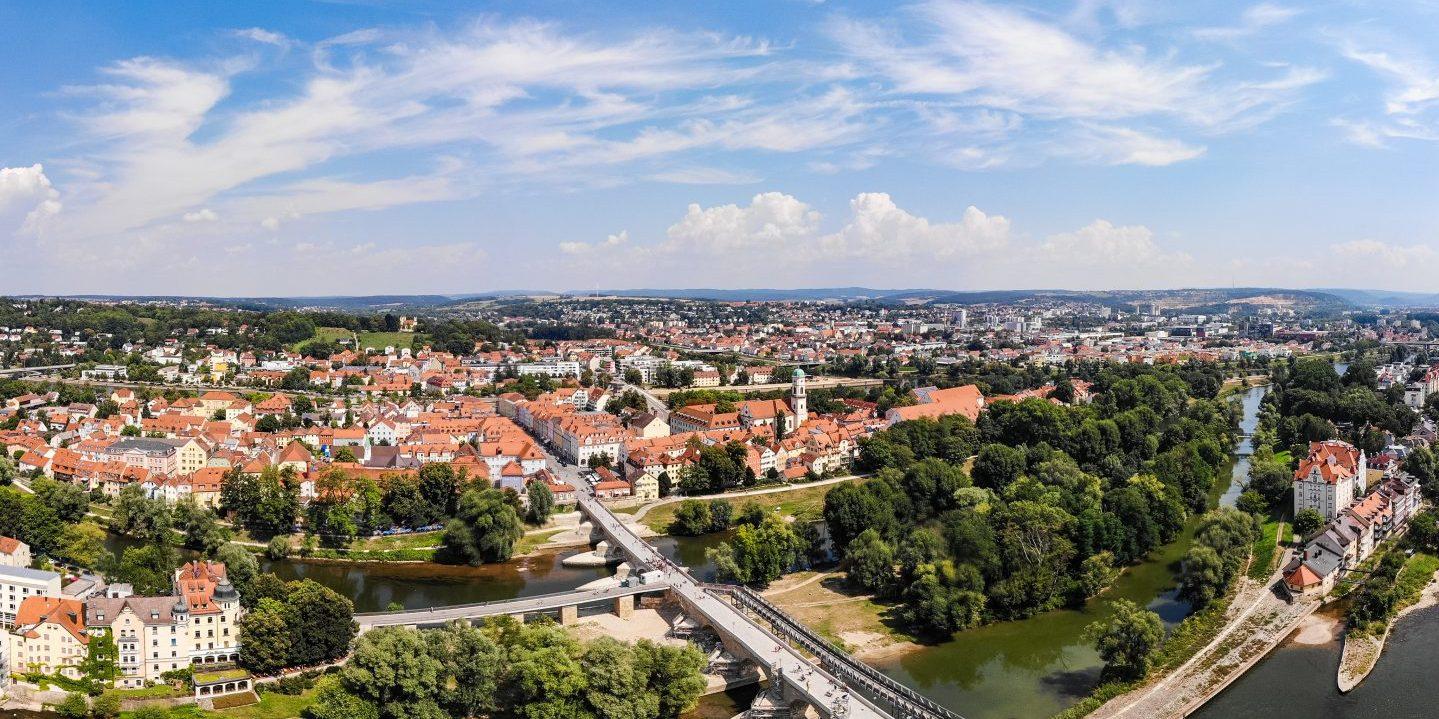 L HOMES THE N.E.W Regensburg Lage
