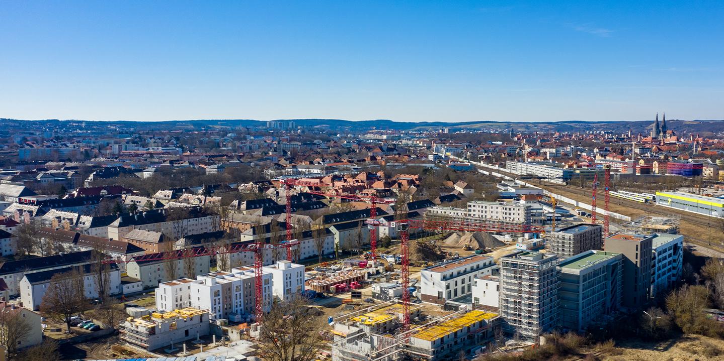 L HOMES THE N.E.W Regensburg Architektur