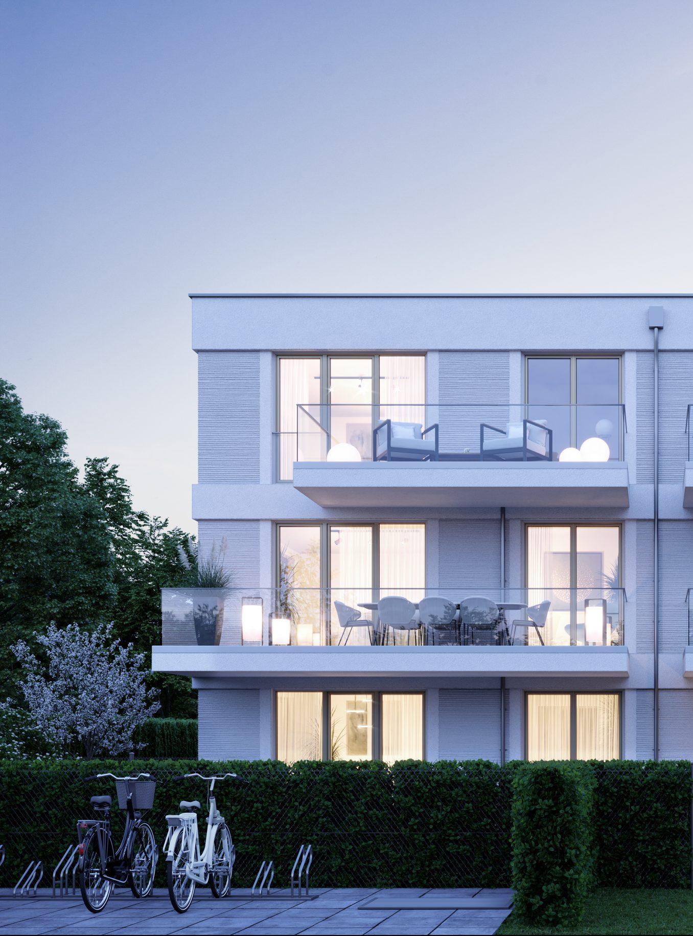LHOMES Geiselgasteig Ansicht Haus