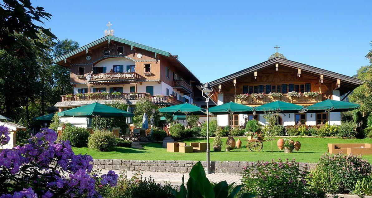 SeehotL HOMES Rottach-Egern Reiffenstuelweg 17 Hotel Maier zum Kirschner