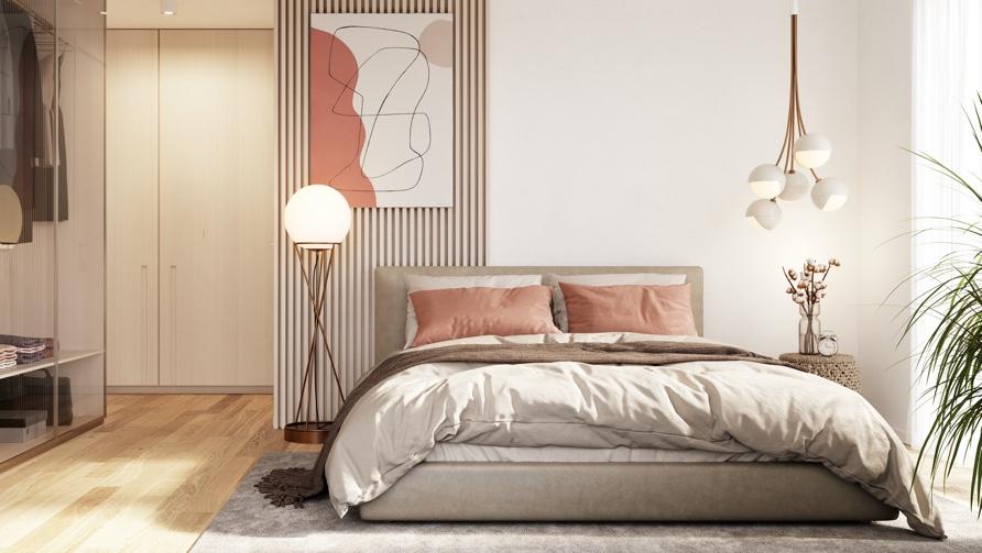 LHOMES Geiselgasteig Schlafzimmer